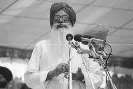 Jiwan Singh Umranangal Father Of PS Umranangal