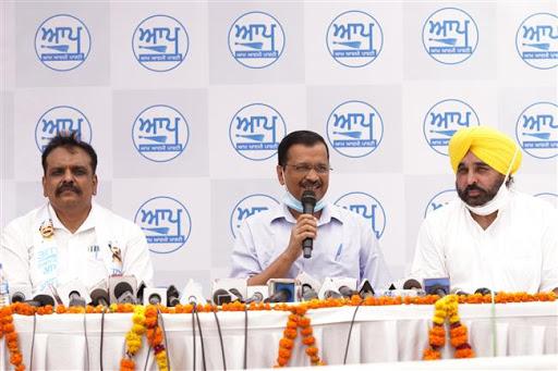 Ex IPS Kunwar Vijay Pratap Joins AAP
